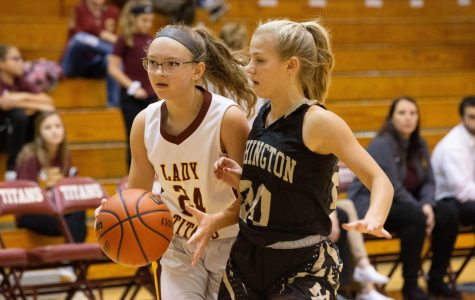 Lady Titan c-squad falls to Washington Hatchets