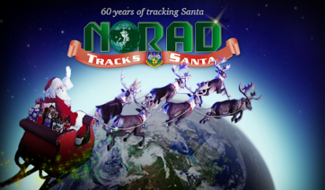 NORAD continues it's 63 year tradition in tracking Santa