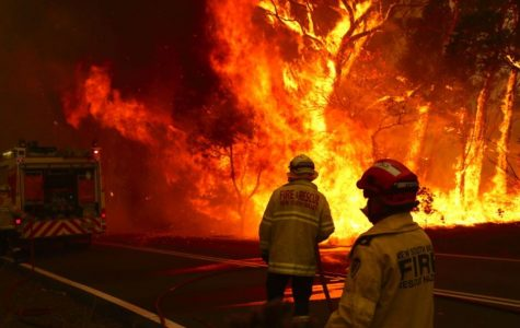 Deadly fires sweep through Australia
