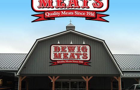 PETA protests against animal cruelty at Dewig Meats