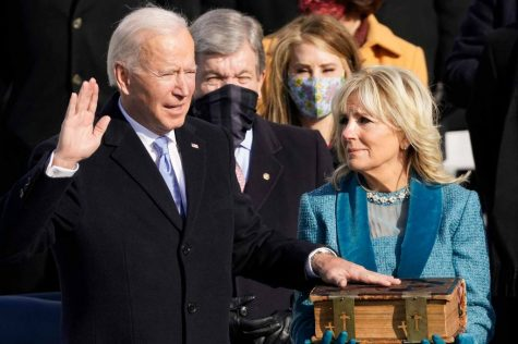 Biden sworn in as 46th President